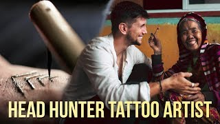 Getting Tattooed by a 102 Year Old... WHANG OD (Philippines Travel Vlog)