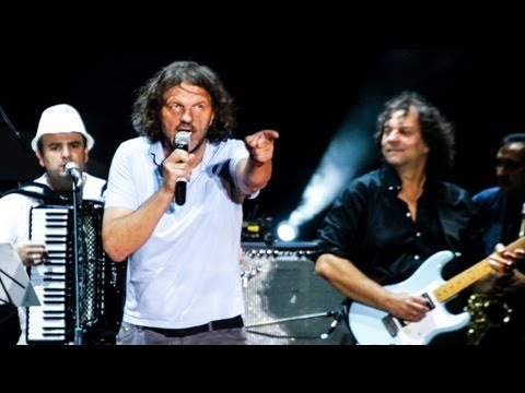 , title : 'EMIR KUSTURICA & NO SMOKING ORCHESTRA - ODESSA 12.07.2013  3 PART'