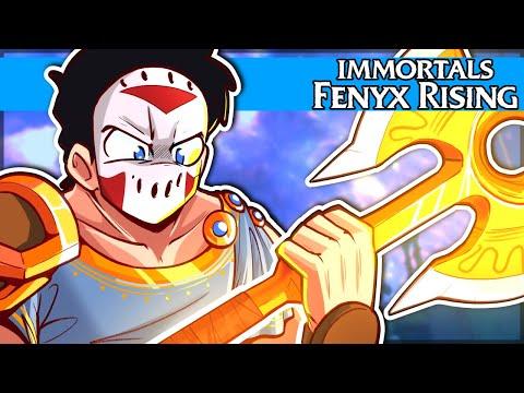 THE GODS NEED HELP! - Immortals Fenyx Rising