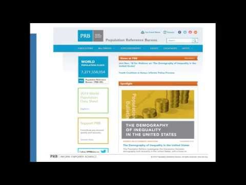 Webinar: 'The Demography of Inequality in the United States' Video thumbnail