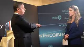 Interview with Carlos Creus Moreira, CEO of WISeKey about Transhuman Code at Davos 2019