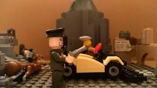 Вторая мировая война Лего:2часть 1серии