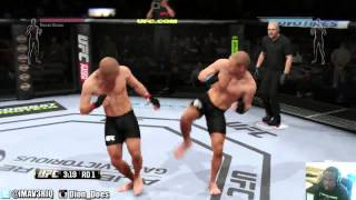 UFC - UFC Knockouts - Renan Barao vs Renan Barao - EA Sports UFC Knockouts