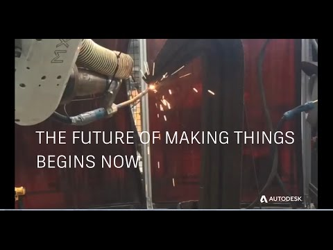 Autodesk Official Design & Manufacturing Show Reel 2017
