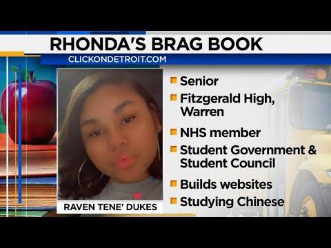 Brag Book: Raven Tene' Dukes