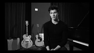 """The Making Of Shawn Mendes: The Album - """"In My Blood"""" - Video Youtube"""
