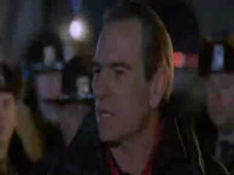 Tommy Lee Jones Speech THE FUGITIVE