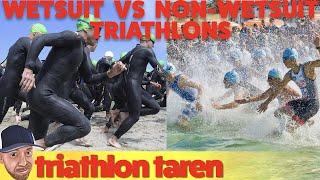 Triathlon Wetsuit vs Non-Wetsuit Decision Factors