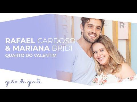 Coleção Raposinha Cinza é a escolha de Mari Bridi e Rafael Cardoso