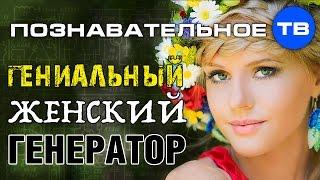 Словогрыз: Гениальный женский генератор (Познавательное ТВ, Артём Войтенков)