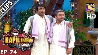 Chandu gets a dose from Geeta Phogat  - The Kapil Sharma Show – 15th Jan 2017