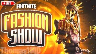 🔴FORTNITE FASHION SHOWS SKIN CONTEST LIVE // WIN FOR VBUCKS // Fortnite Battle Royale