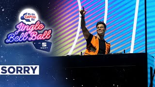 Joel Corry - Sorry (Live at Capital's Jingle Bell Ball 2019) | Capital