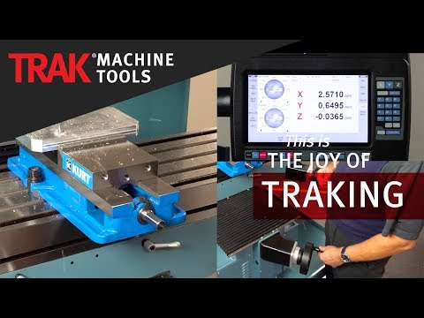 Joy of TRAKing | ProtoTRAK RMX CNC