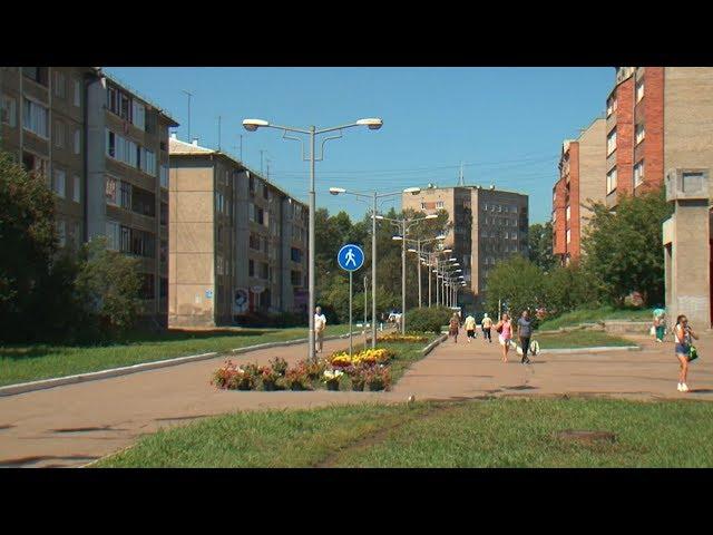 Именная пешеходная аллея появилась в Ангарске