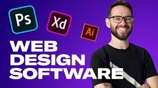 BASIC WEB DESIGN SOFTWARE: Free Web Design Course 2020 | Episode 2
