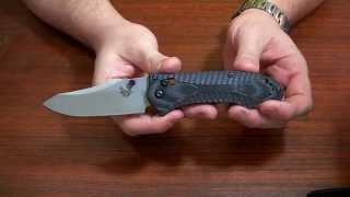 Benchmade 950 Rift (950) - відео 2