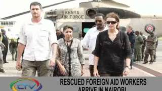 Capital FM TV News 2nd July 2012