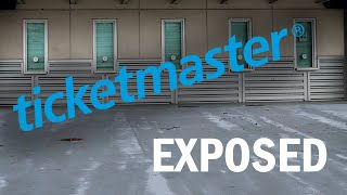 Ticketmaster Gets Exposed (No Refunds?)