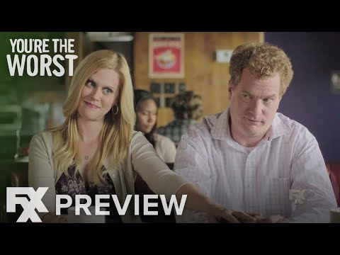 You're the Worst Season 3 (Teaser 'Eating')