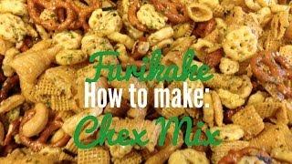 Furikake Chex Mix - Cook With Kat #2