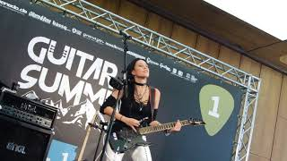 Jen Majura - Evanescence Medley (Guitar Summit In Mannheim)