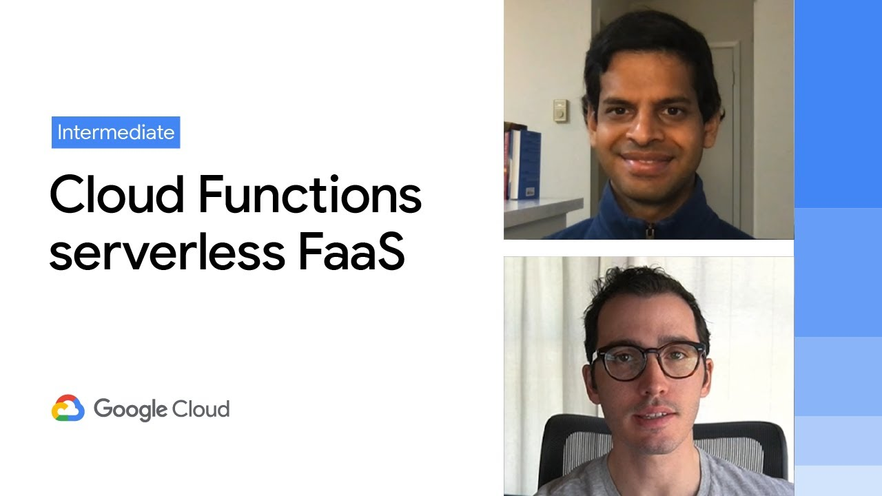 Cloud Functions is Google Cloud's functions-as-a-service (FaaS) offering for developers to create single-purpose, stand-alone functions that respond to cloud events without the need to manage a server or runtime environment. Cloud Functions serves IoT workloads, ETL, webhooks, Kafka messages, analytics, and event-driven services