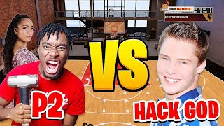 If I lose 1v1... I HAVE TO BREAK UP WITH ASIA & DATE HACKGOD! NBA 2K20