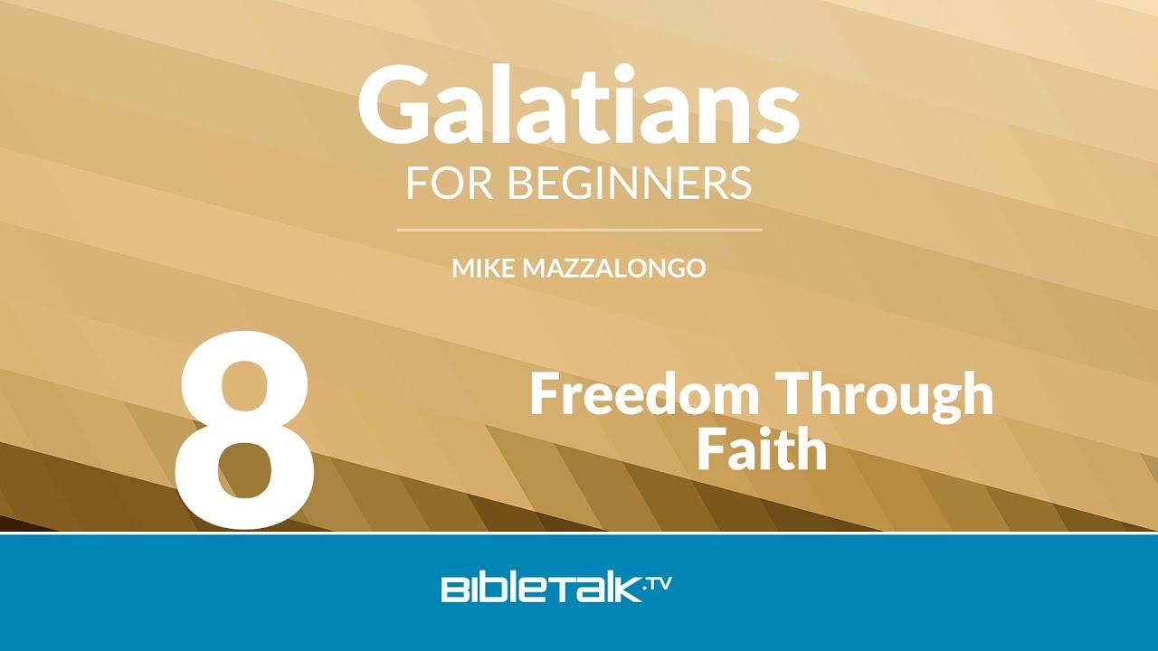 Freedom Through Faith
