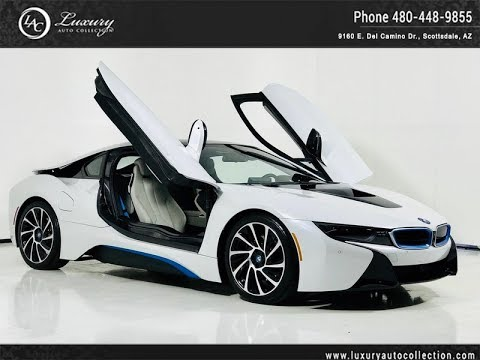 Pre-Owned 2014 BMW i8 Pure Impulse World *1 - Owner*