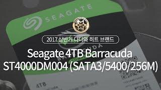 Seagate BarraCuda 5400/256M (ST4000DM004, 4TB)_동영상_이미지