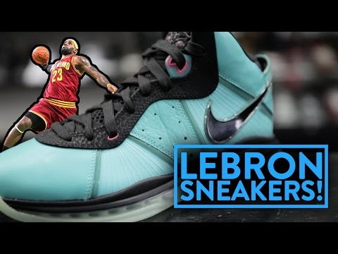 LIFE OF A SNEAKERHEAD 10: Nike LeBrons 1-13 ENTIRE SHOE LINE! Mp3