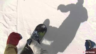 Never Summer Chairman Snowboard On Snow Review 2015/2016 | EpicTV Gear Geek