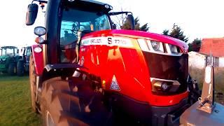 2018 Massey Ferguson S7715 Dyna 6 6.6 Litre 6 Cyl Diesel Tractor (150175HP)