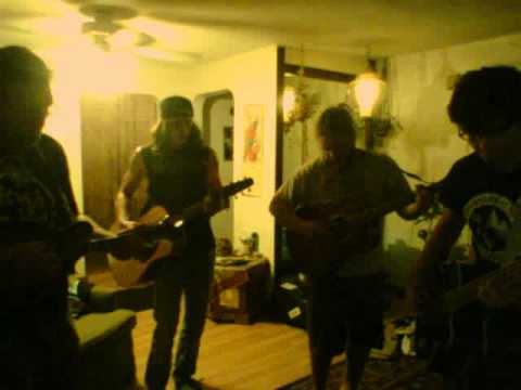 Wish you were here - Pink floyd grass cover by  Absent Minded String Band