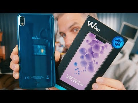 Wiko View2 Go Écran LCD + Tactile pré-assemblés avec Outils