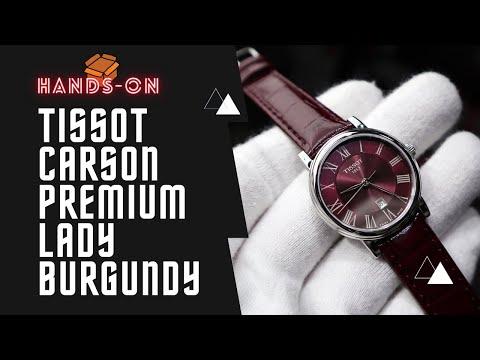 Tissot Carson Premium Lady T1222101637300