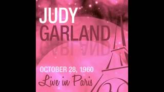Judy Garland - Medley: I Love Paris / April in Paris (Live 1960)