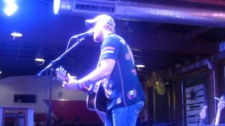 Jesse Keith Whitley - She's All Lady [Jamey Johnson cover] (Houston 07.26.14) HD