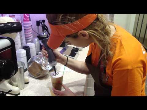 Φτιάχνωντας ένα ''Freddo Cappuccino''