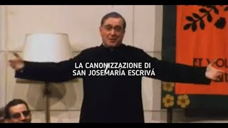 La canonizzazione di san Josemaría | 6 ottobre 2002