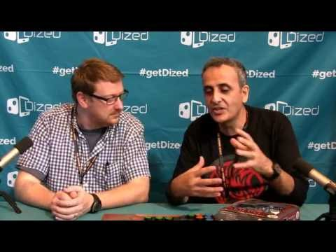 UK Games Expo, interview with John Yianni