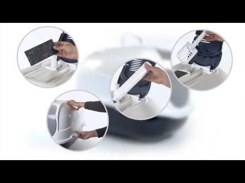 Moderna WC Fechado Mega Comfy