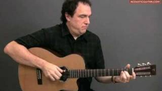 Acoustic Guitar Review - Takamine TF 740FS