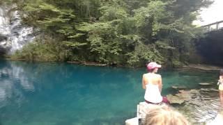 Абхазия 07 Голубое озеро