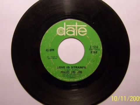 Love Is Strange (1967) (Song) by Peaches & Herb
