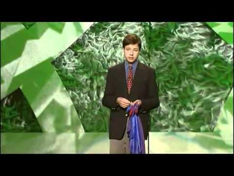 Kyle Eschen - Sociálně nejistý kouzelník