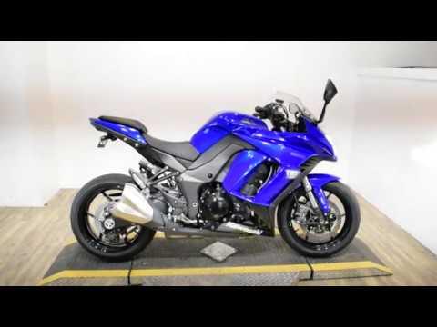 2014 Kawasaki Ninja® 1000 ABS in Wauconda, Illinois - Video 1
