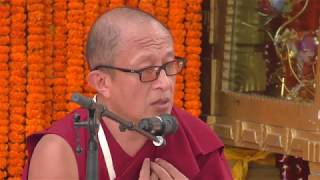 Siddhartha Festival: The Buddha / 悉達多節慶開示:佛 (宗薩欽哲仁波切)