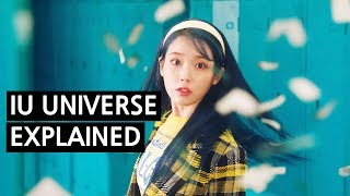 IU UNIVERSE Explained by a Korean [above the time, Blueming, You & I]